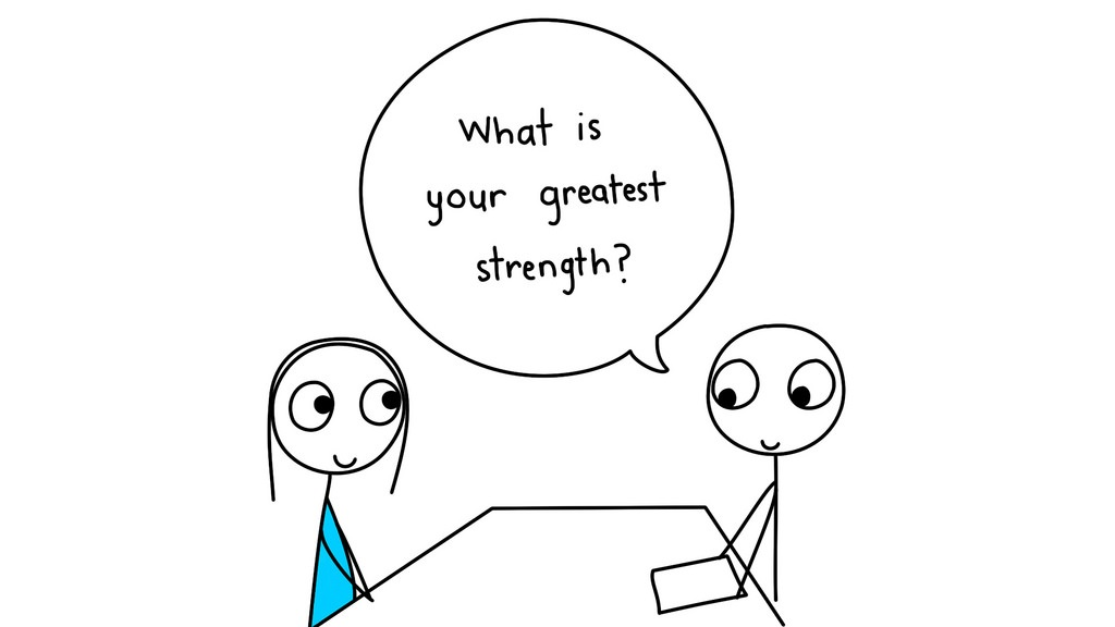 strength interview