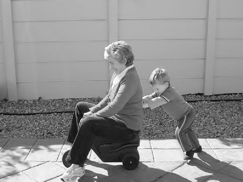 Blessing of grandparents essay
